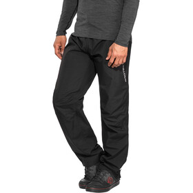 Protective Seattle Pantalon imperméable Homme, black
